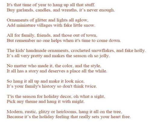 holiday-poem