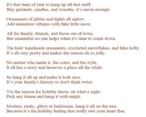 holiday-poem