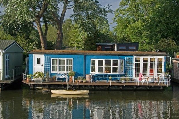 living on the water, houseboat, longboat living, living on the water, tiny house movement, tiny house, tiny home designers in Massachusetts, tiny home designer in Medway, MA, Boat designer in MA
