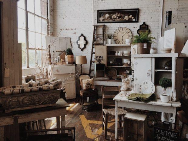 vintage shop, antique shop, shabby chic, cottage decor, rustic shop,