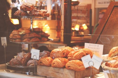 french bakery, pastries, cafe design, restaurant design, chefs, french menus