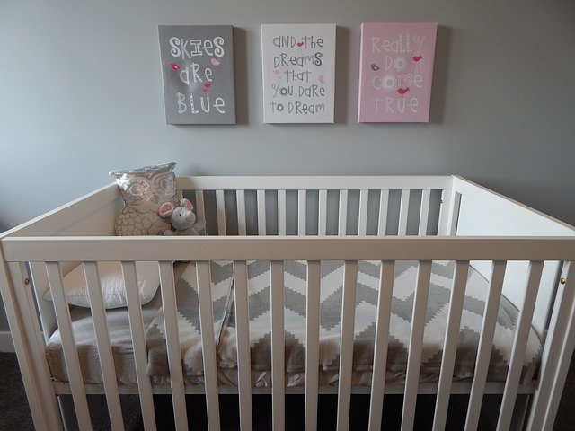 baby room ideas, gray and pink baby rooms, themed baby rooms